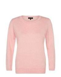 New Look Pink Long Sleeve Jumper