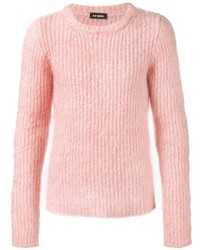 Raf Simons Ribbed Knit Sweater