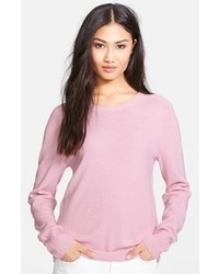 Sloane crewneck cashmere sweater medium 88868