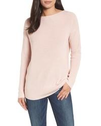Halogen Twist Back Sweater