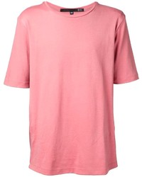 Dd Diagonal Seam T Shirt
