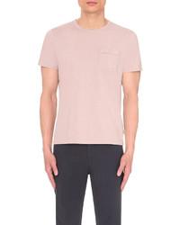 Oliver Spencer Envelope Cotton Jersey T Shirt