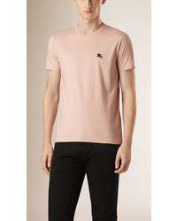 Burberry Liquid Soft Cotton T Shirt