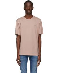 Hugo Pink Dero212 T Shirt