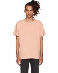 Simon Miller Pink Garon T Shirt