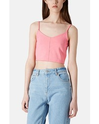 Pink cropped top original 3990792