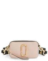 Marc Jacobs Snapshot Crossbody Bag Beige