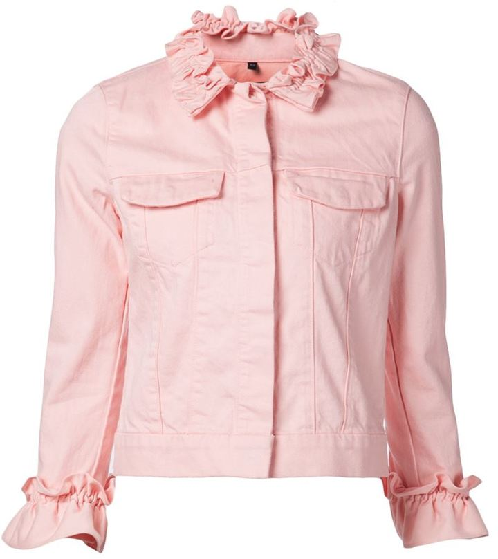 Marketable Sale Online DENIM - Denim outerwear SIMONE ROCHA X J BRAND Real Sale Online Footlocker Finishline Cheap Price Discount Exclusive Cheap Hot Sale j5mujO