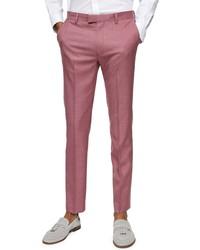 Topman Dax Skinny Fit Trousers
