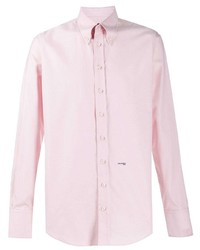 DSQUARED2 Button Down Poplin Shirt