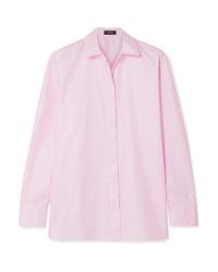 Theory Cotton Poplin Shirt