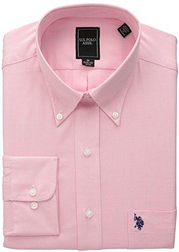 9401a3109 ... U.S. Polo Assn. Mini Houndstooth Dress Shirt