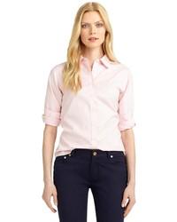 Non iron classic fit dress shirt medium 186594