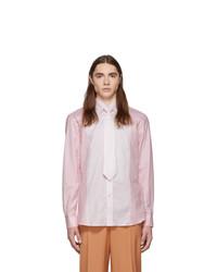 Burberry Pink Oxford Shirt