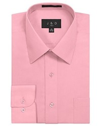 JD Apparel Regular Fit Dress Shirts