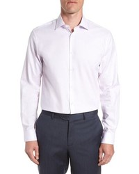 John Varvatos Star USA Regular Fit Solid Dress Shirt