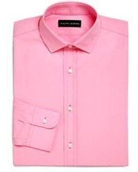 Ralph Lauren Black Label Slim Fit Sloan Dress Shirt