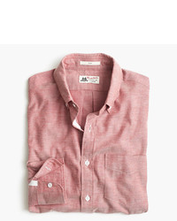 Slim thomas mason for shirt in brushed oxford medium 790067