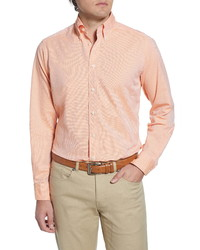 Eton Soft Casual Line Contemporary Fit Oxford Casual Shirt