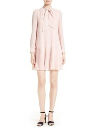 Kate Spade New York Dappled Pleat Georgette Dress