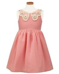 Sorbet Girls Chiffon Sleeveless Dress