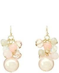 Leslie Danzis Beaded Cluster Earring
