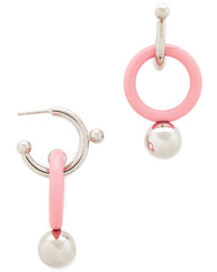 Marni Circles With Spheres Earrings