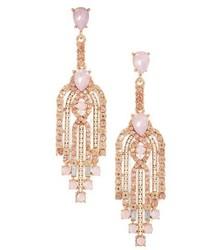 Adia Kibur Crystal Drop Earrings