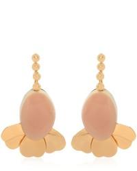 Marni Flora Resin Earrings