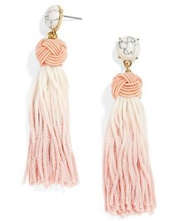 BaubleBar Sarina Ombre Tassel Earrings