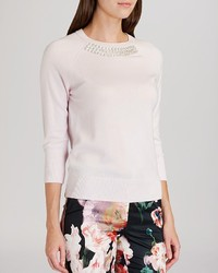 Ted Baker Sweater Crisana Crystal Embellished