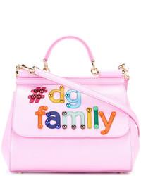 Dolce & Gabbana Tdgfamily Tote
