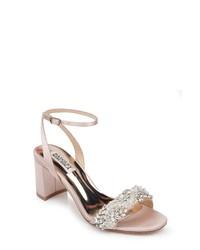 Badgley Mischka Collection Badgley Mischka Clara Embellished Sandal