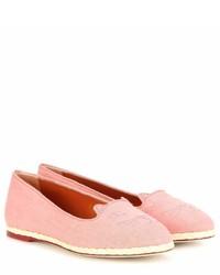Pink espadrilles original 1612347