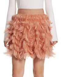 Cina feather party skirt medium 5371000