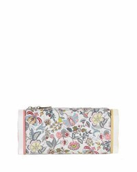 Lara soft floral clutch bag pink medium 3650988