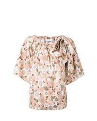 Chloé Floral Print T Shirt