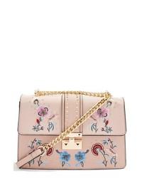Topshop Darcy Floral Shoulder Bag
