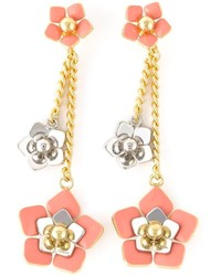 Fendi Blossom Earrings