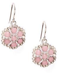 Lauren Ralph Lauren Glitz Cluster Drop Earrings