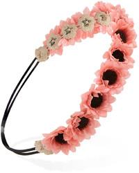 Forever 21 Floral Garland Headband