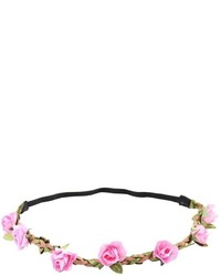 Riah Fashion Posh Floral Headband