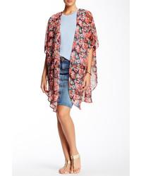 Romeo & Juliet Couture Floral Kimono