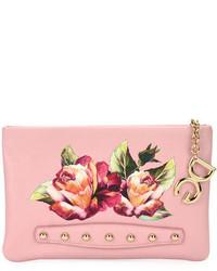 Cleo floral pochette clutch bag medium 3942683