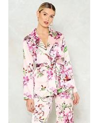 Nastygal everyday sunshine floral jacket medium 6838885