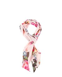 Ted Baker Zophee Scarf Nude Pink