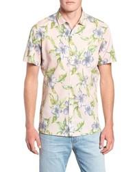 Bahia trim fit camp shirt medium 8799521