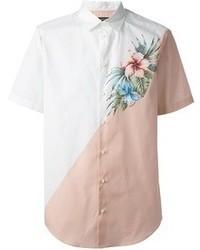DSquared 2 Printed Shirt