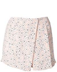A.L.C. Floral Printed Shorts