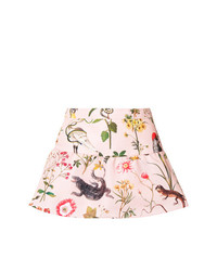 RED Valentino Floral Print Shorts